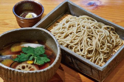 蕎麦 游山