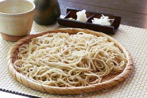 蕎麦 阿き津