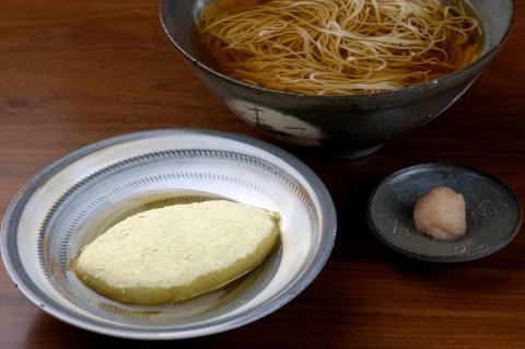 蕎麦 流石
